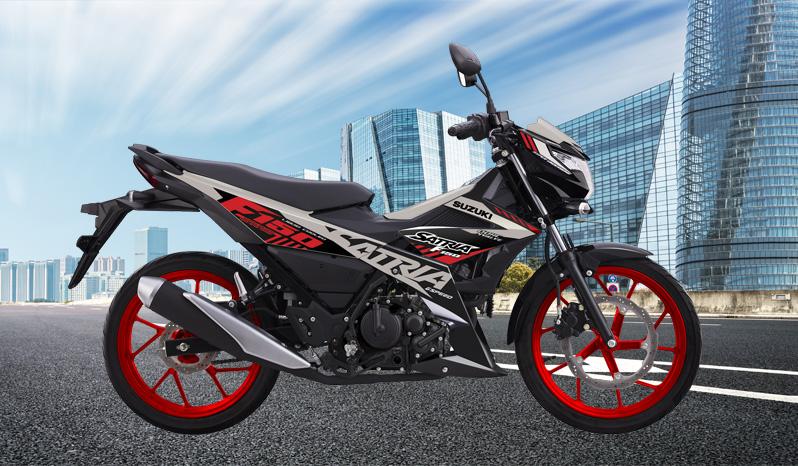 Satria F150 full